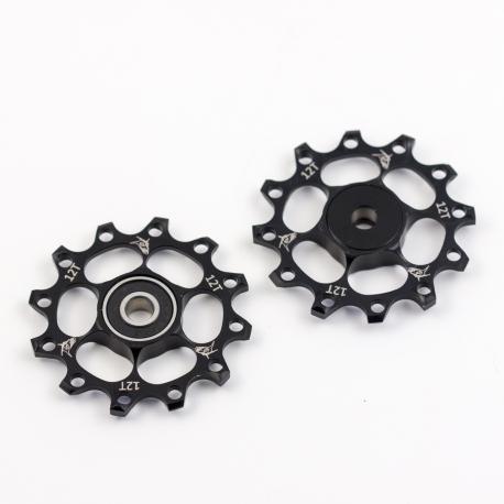 CeramicSpeed  kladky Shi/Campa 11s černá