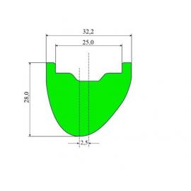 """WR Compositi  M29""""  XC015"""