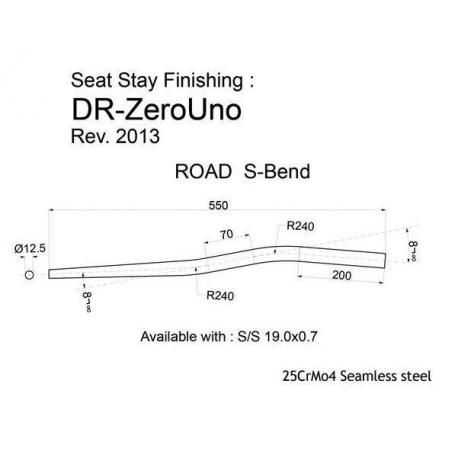 DEDACCIAI  sedlová vzpěra S-Road 19