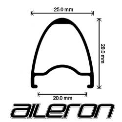 VELOCITY AILERON